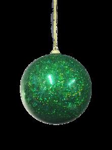 DOZEN GREEN LASER BALLS 12CMD