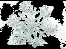 SMALL BATTERY LIGHTUP SNOWFLAKE