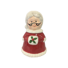 MRS CLAUSE BISCUIT BARREL
