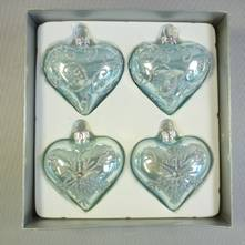 SET4 PASTEL BLUE HEARTS