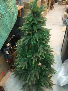 75CMH TWO-TONED PINE TREE