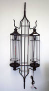 151CMH CARRIAGE LANTERN WALL SCONCE
