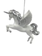 FLYING WHITE UNICORN HANGER