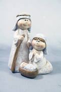 11CMH CHILDLIKE MARY, JOSEPH, JESUS NATIVITY