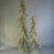 60CMH CHAMPAGNE TABLE TOP TREE
