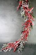 BERRY/FERN/PINE/SNOW BRANCH GARLAND