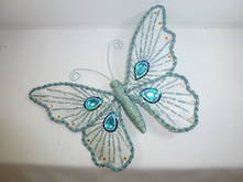 LARGE MINT BUTTERFLY