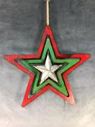 61CMD METAL STAR WIND SPINNER