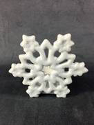 SNOWFLAKE TEALIGHT HOLDER (6)