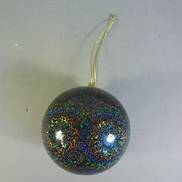 BLACK LASER BAUBLE (12)