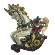 TRADITIONAL ROCKING HORSE
