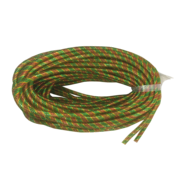 RED/GREEN/GOLD STRETCHY TUBE RIBBON