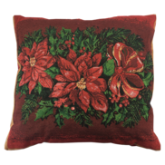 POINSETTIA CUSHION