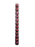 SET12, 10CMD RED BALLS IN TUBE