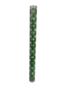 SET12, 7CMD GREEN BALLS IN TUBE