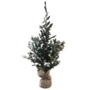 130CMH FROSTED PINE TREE