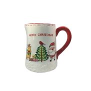CERAMIC CHRISTMAS JUG