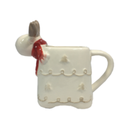 CERAMIC REINDEER WATER JUG