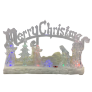 LED ACRYLIC NATIVITY