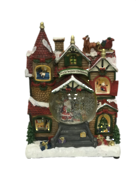 LARGE HOUSE MOVEMENT SNOWGLOBE