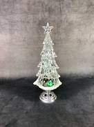 30CMH ACRYLIC LIGHT UP TREE