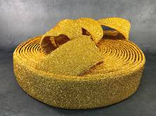 25M GOLD MESH FABRIC RIBBON