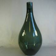 46CMH SMOKE BOTTLE VASE