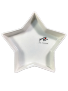 SMALL STAR SHAPE PORCELAIN BOWL