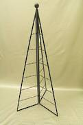 64CMH METAL TRIANGULAR FOLDABLE TREE