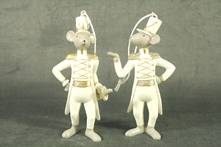SET 2 SOLDIER MOUSE HANGERS