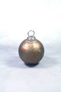 7.5CMD GLASS AGED COPPER HANGER