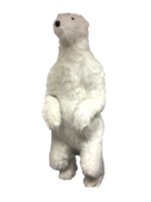 ANIMATED MUSIC MALE POLAR BEAR W/ARMS &HEAD MOVING