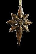 ANTIQUE COPPER HANGING STAR (6)