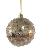 8CMD FROSTED COPPER BALL HANGER