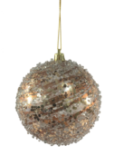 10CMD FROSTED COPPER BALL HANGER