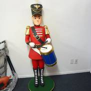 TOY DRUMMER BOY 7FT