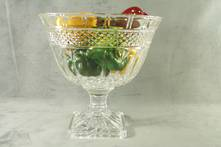 26CMH SMALL DIAMOND PATTERNED FRUIT BOWL