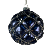 8CMD DEEP BLUE WITH SILVER DIAMONDS PATTERN (6)