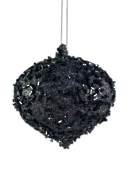 8CMD DEEP BLUE/BLACK ONION BAUBLE (6)