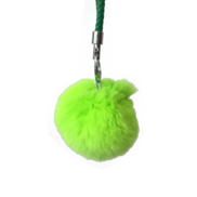 LIME GREEN BUNNY BALL