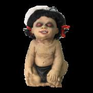40CMHSCARY DEMON BABY