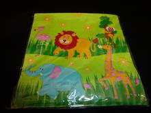 CHILDRENS LION NAPKINS