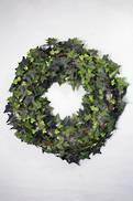 IVY WREATH / CANDLE RING